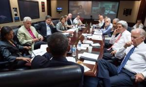 Syria crisis: Obama 'has the right' to strike regardless of vote, says Kerry - The Guardian 9/2/13