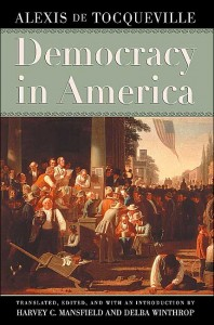 Democracy in America Image